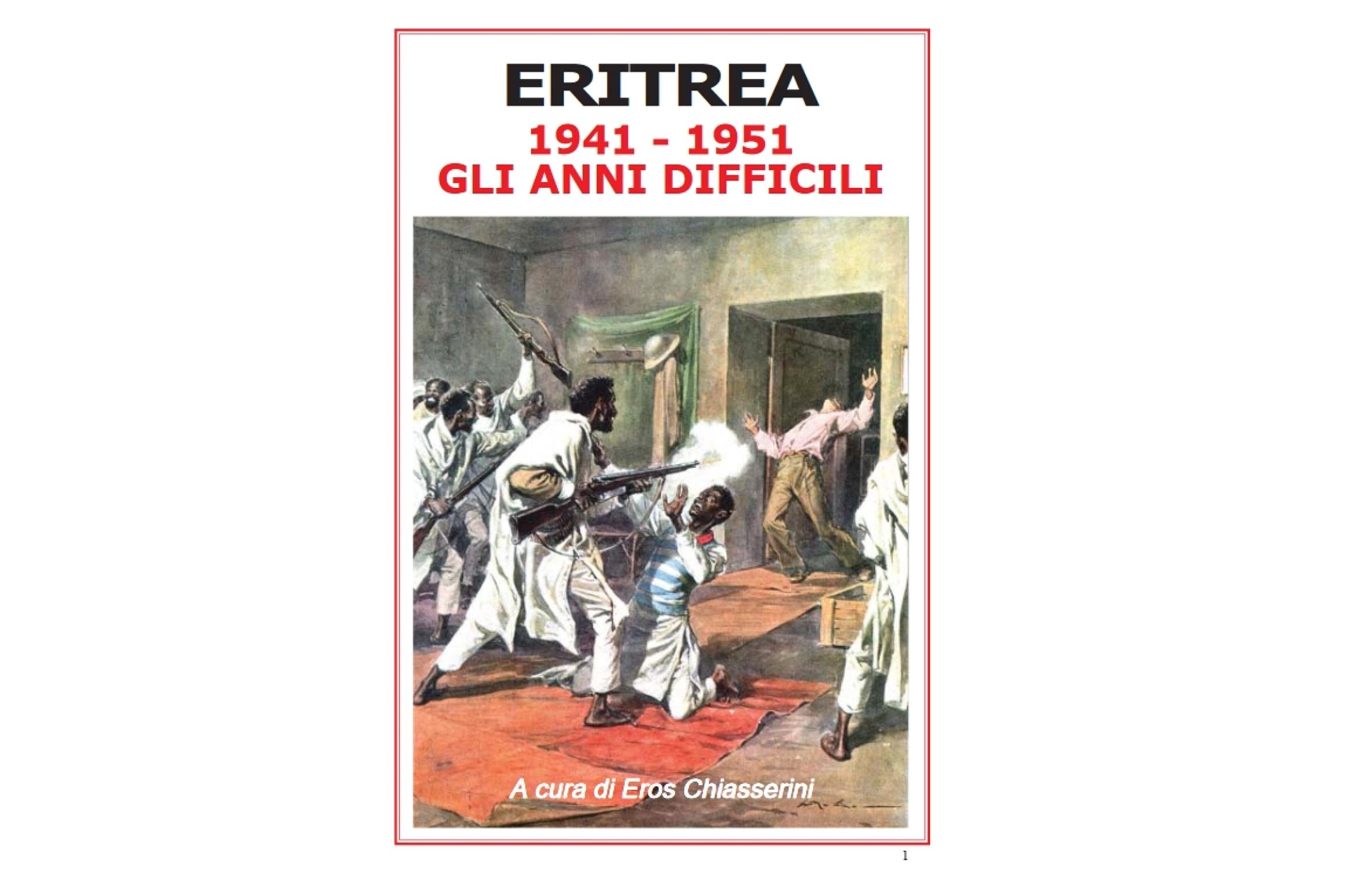 ERITREA 1941-1951. GLI ANNI DIFFICILI