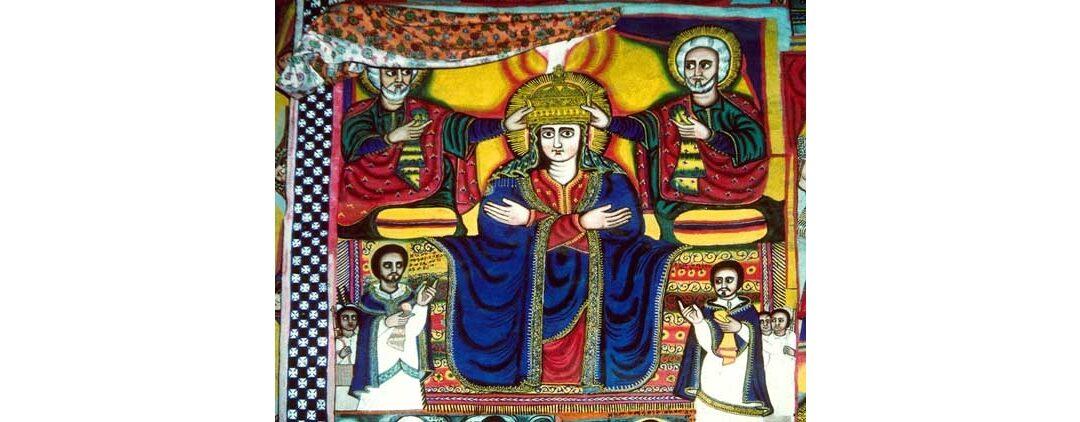 Chidane Mehrèt: il culto della Vergine presso gli Abissini