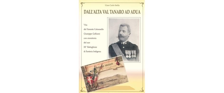 Presentato a Ceva il libro su Giuseppe Galliano di Gian Carlo Stella