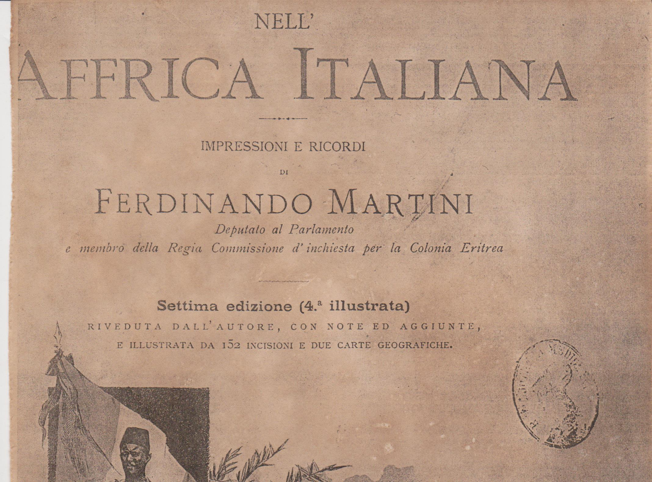 Italian civilians in the Horn