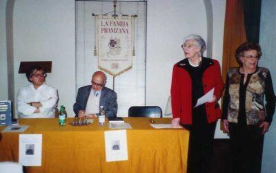 Presentazione del libro di Manlio Bonati su Vittorio Bottego. Coraggio e determinazione in Africa Orientale