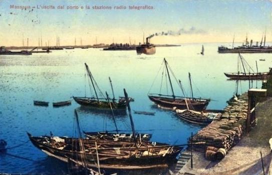 I porti dell'Eritrea