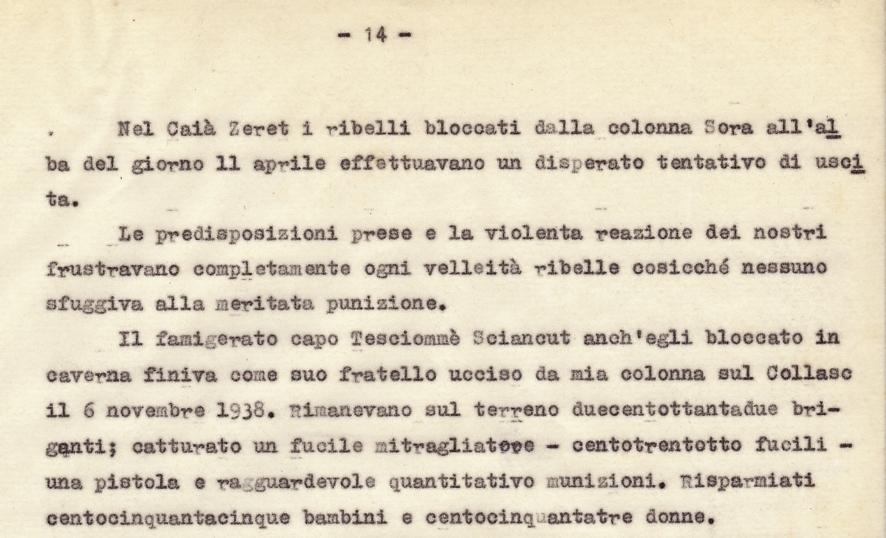 Lo sfascio dell'impero – Gli italiani in Etiopia 1936-41