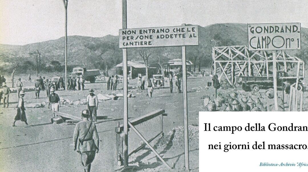 La strage del cantiere Gondrand