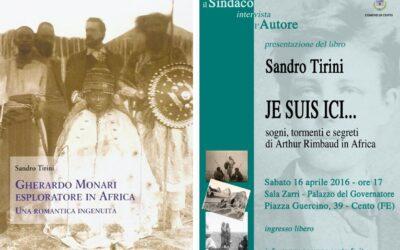 Presentazione volumi Sandro Tirini e mostra fotografico-documentaria su Gherardo Monari – S.G.I.