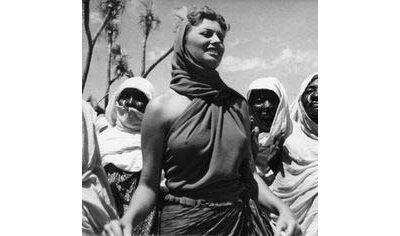 Quando a Massaua la Loren divenne la Loren