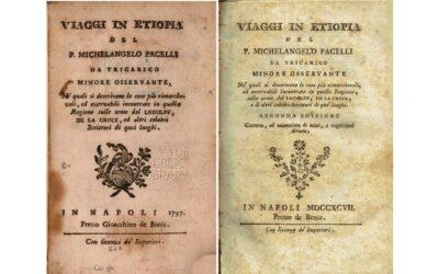 Il viaggio in Etiopia del Minore Osservante Michelangelo Pacelli da Tricarico (1789-1790)