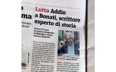 Addio a  Manlio Bonati