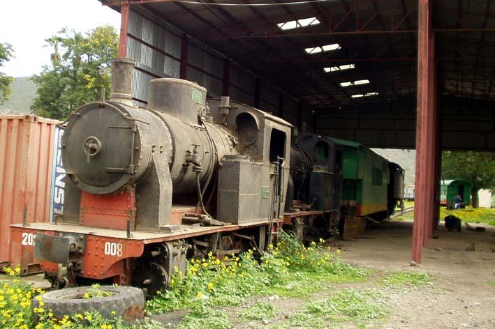 Le ferrovie eritree. Le foto di Valeria Isacchini