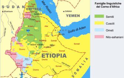 Gli abitanti del Corno d'Africa