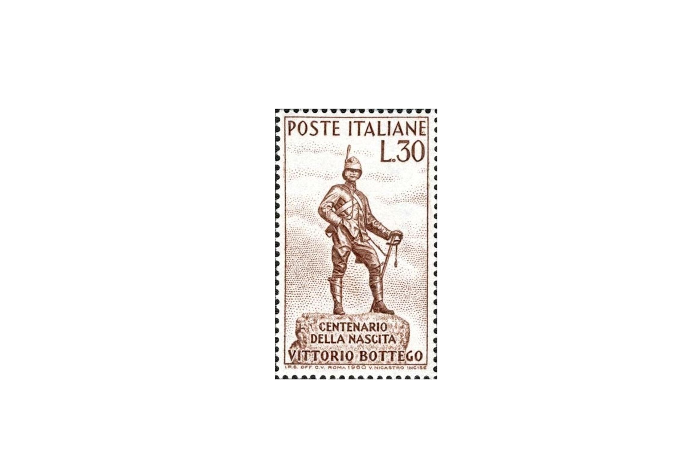 Vittorio Bottego una grande passione per l'Africa Orientale