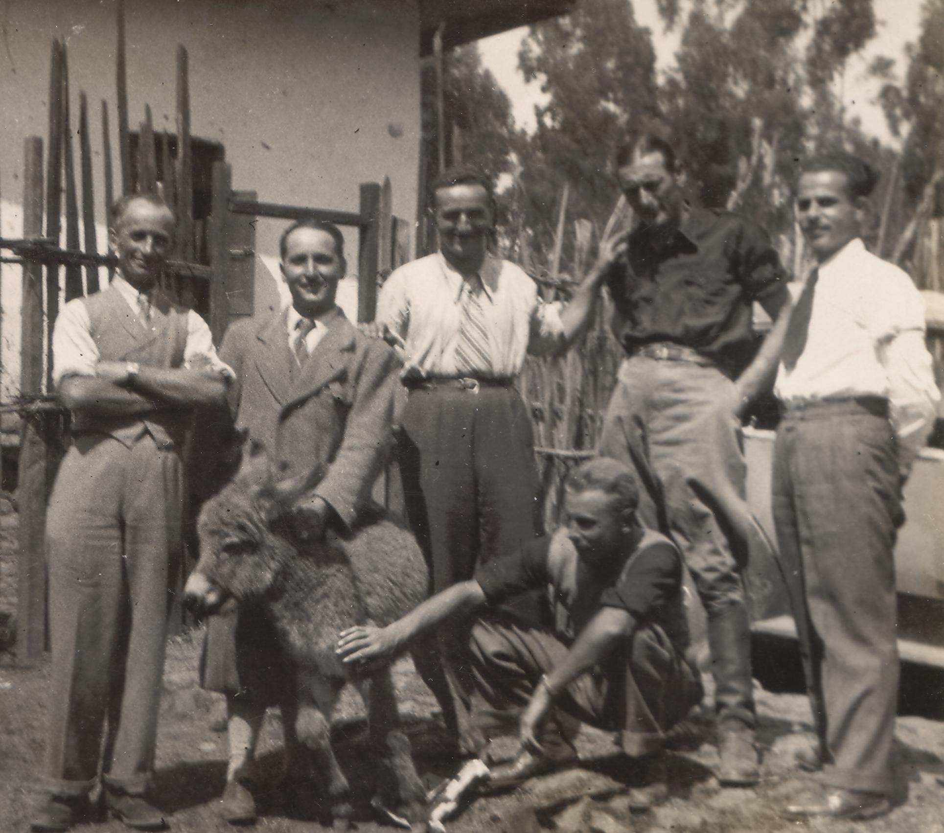 Emigranti italiani verso il Corno d'Africa
