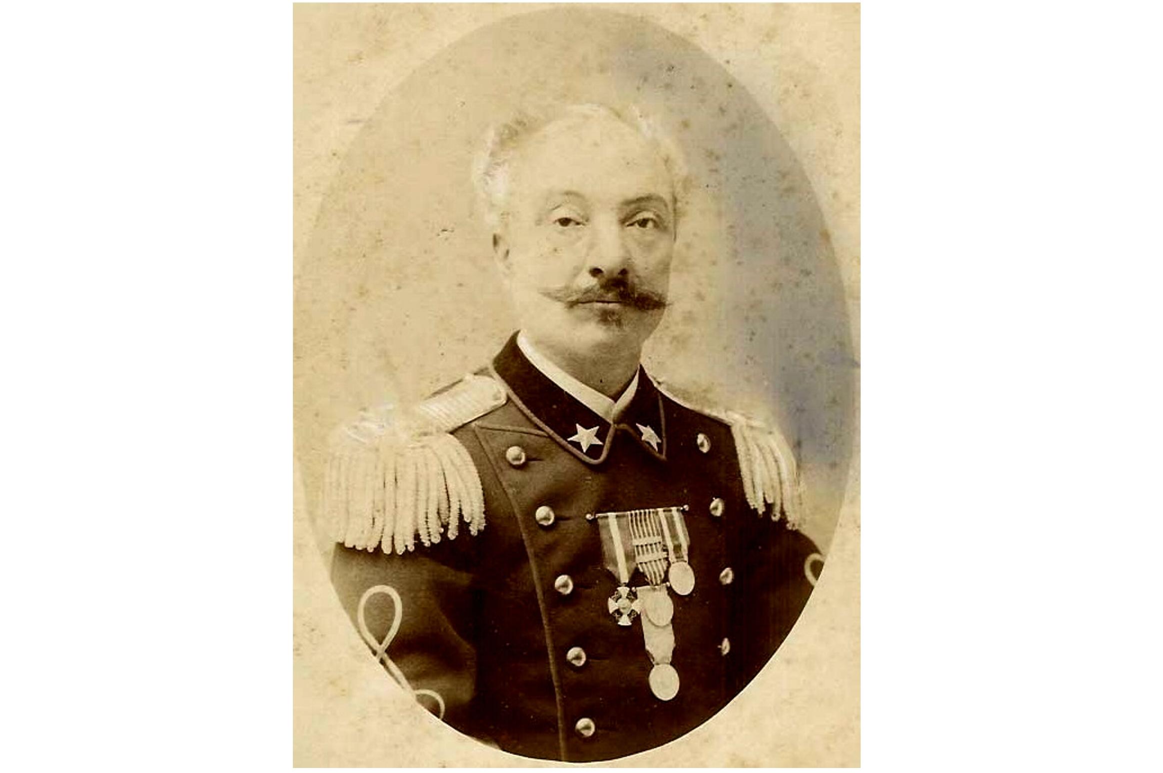 Africa 1887-1897: le medaglie d'oro al Valor Militare