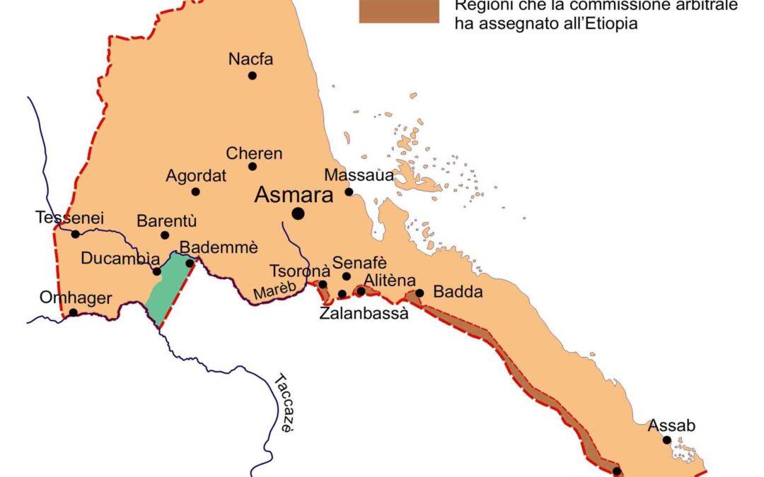 ERITREA – Bademmè e la questione dei confini con l'Etiopia