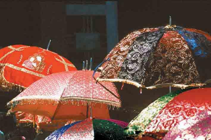 L'ombrello e l'Abissinia