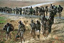Eritrea: 40 anni di guerra