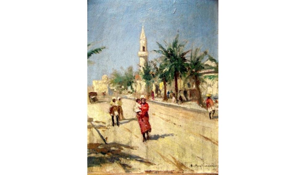 Antiche Moschee di Mogadiscio