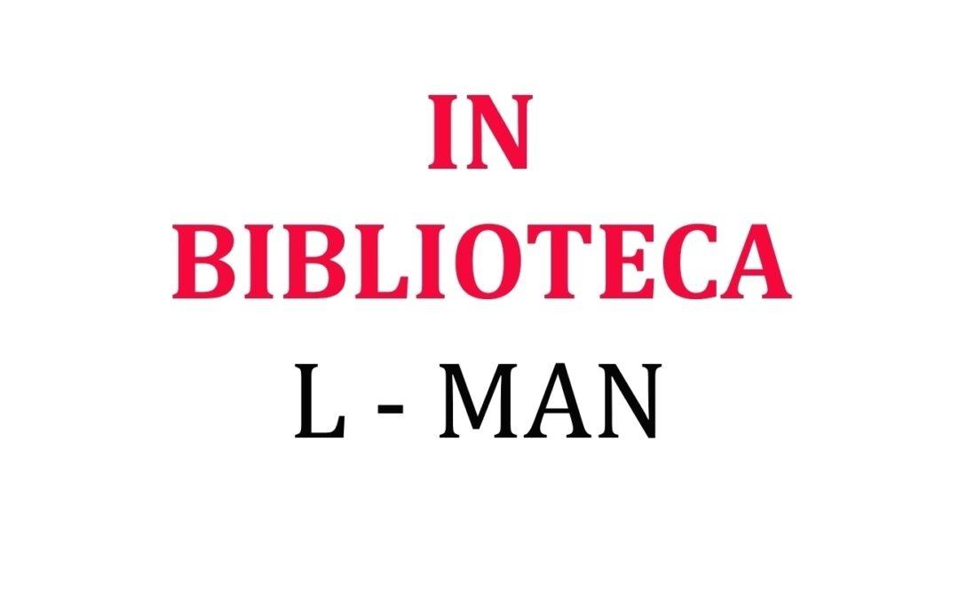 "NELLA BIBLIOTECA ""AFRICANA"""