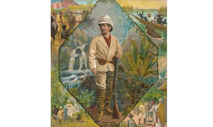 Il duro mestiere dell'esploratore in Africa