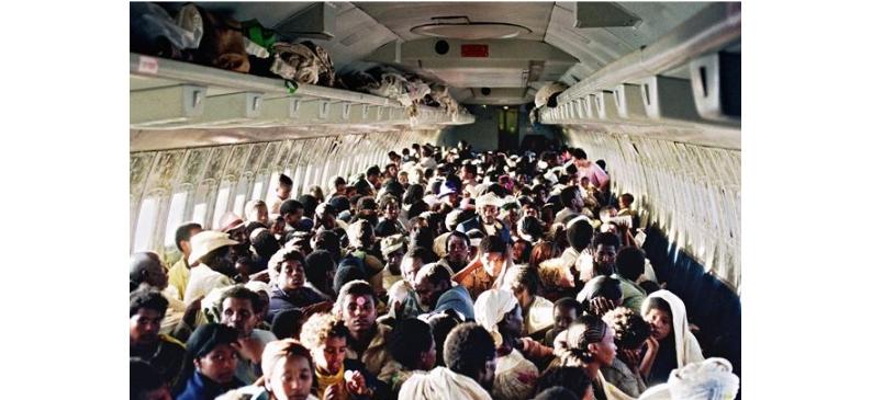 Il salvataggio dei Falascià, gli ebrei neri d'Etiopia. Le operazioni Mosè, Giosuè e Salomone