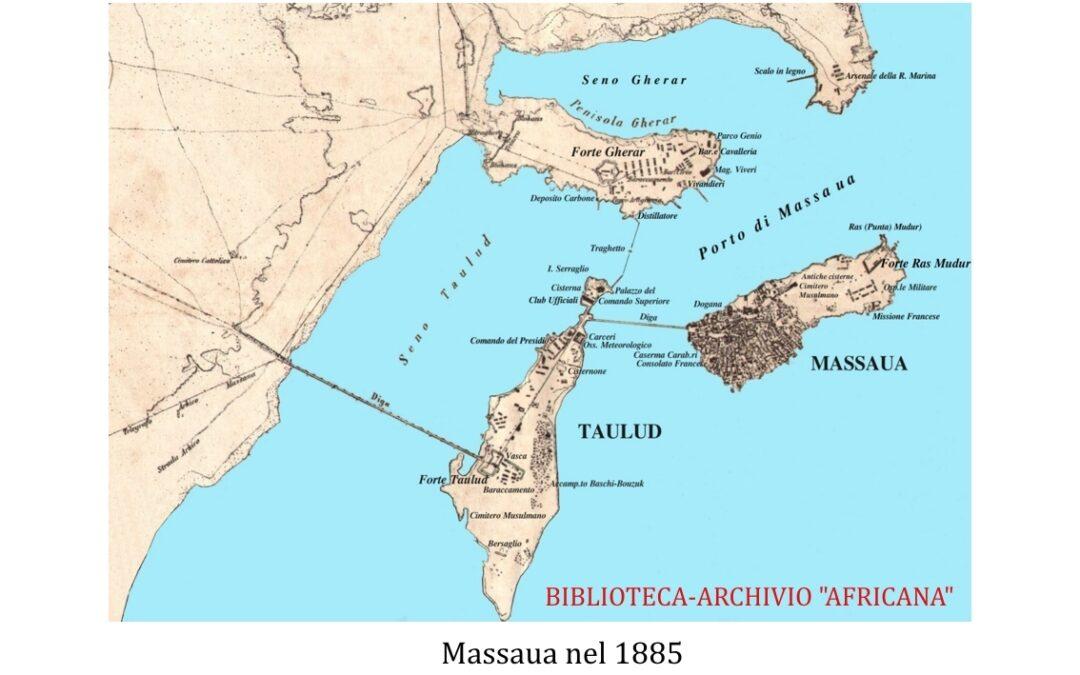 La strana conquista di Massaua