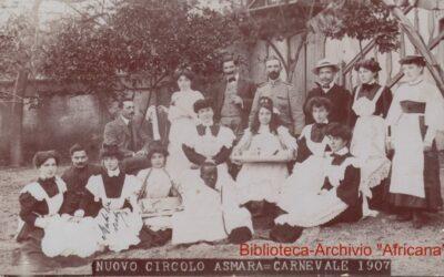 """Il fondo """"Immagini"""" della Biblioteca-Archivio """"Africana"""" e il problema della identificazione delle fotografie."""