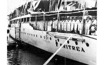 Eritrea, un unico nome per quattro navi
