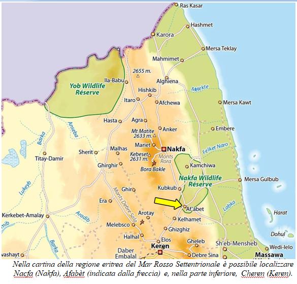 Cartina Eritrea.Afabet Marzo 1988 La Battaglia Decisiva Per L Indipendenza Dell Eritrea Il Corno D Africa