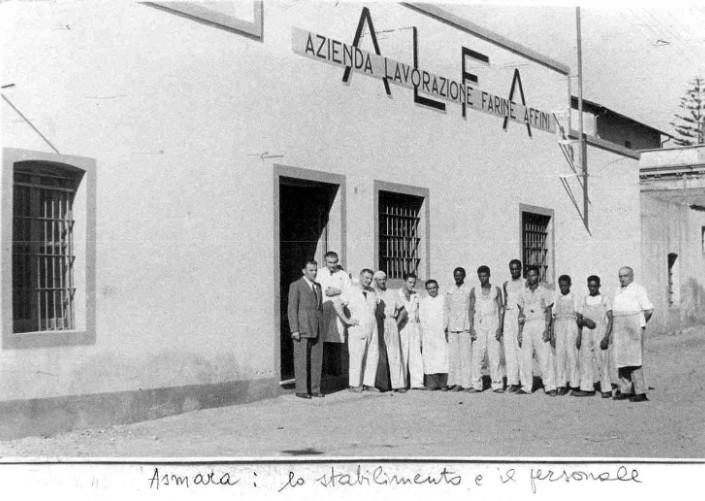 ALFA – Azienda Lavorazione Farine e Affini