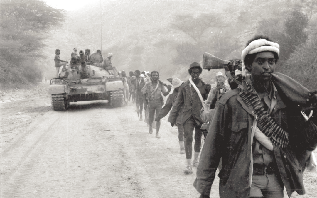 Afabet, March 1988: The Decisive Battle for Eritrean Indipendence.