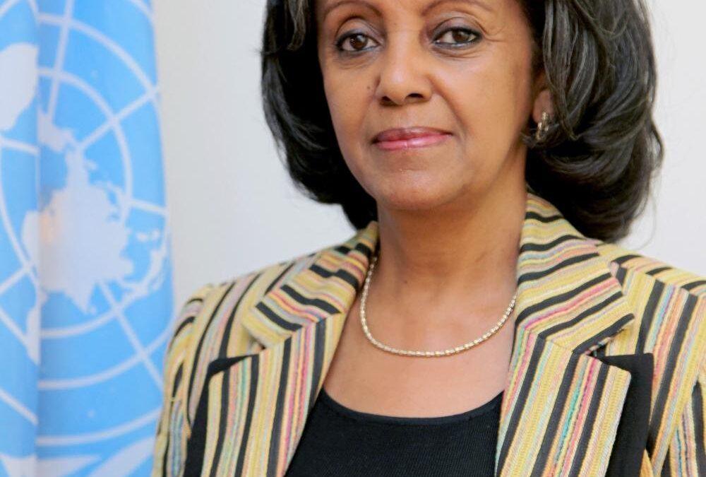 L'ETIOPIA HA ELETTO UNA DONNA PRESIDENTESSA