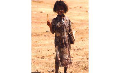 Curiosità in Eritrea. I numeri. Il paese dei Cunama