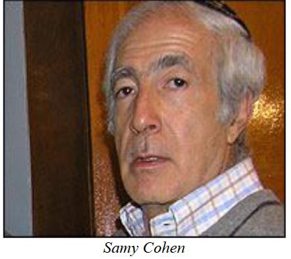 Shalom, Samy, ultimo ebreo di Asmara