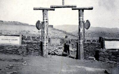 """I morti che lasciarono a Passo Uarieu e il cimitero """"Reginaldo Giuliani"""""""
