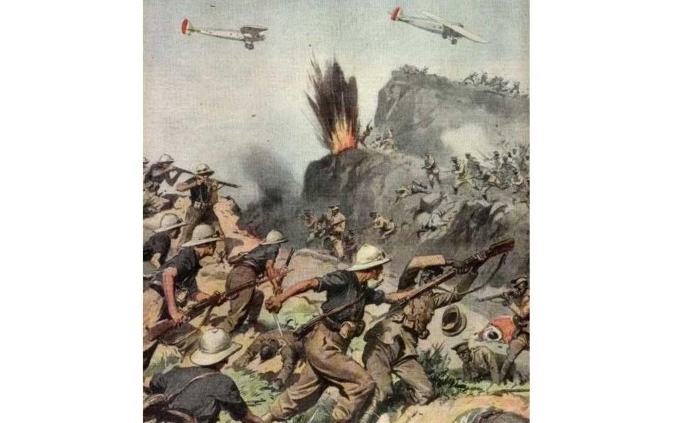 Realtà e mito di Passo Uarieu (20-23 gennaio 1936)